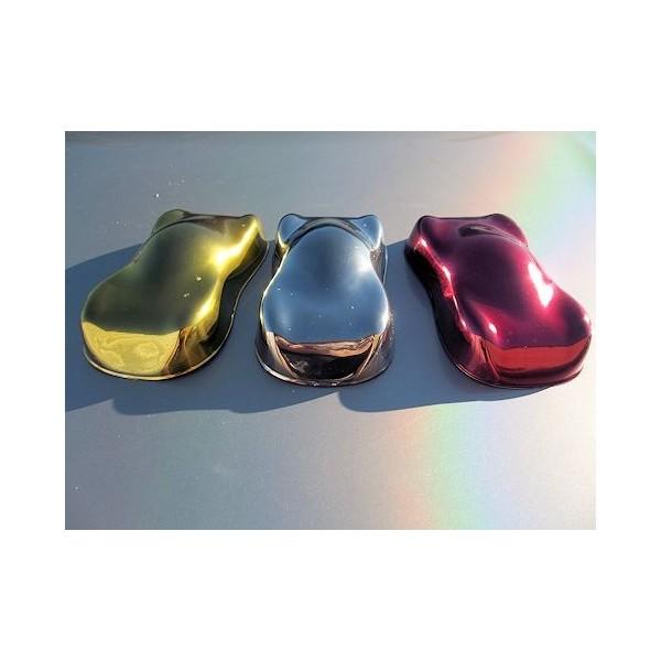 Kit completo vernice oro effetto specchio - Vernice a specchio ...