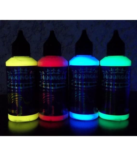 Kit Blacklight 4 colori normali