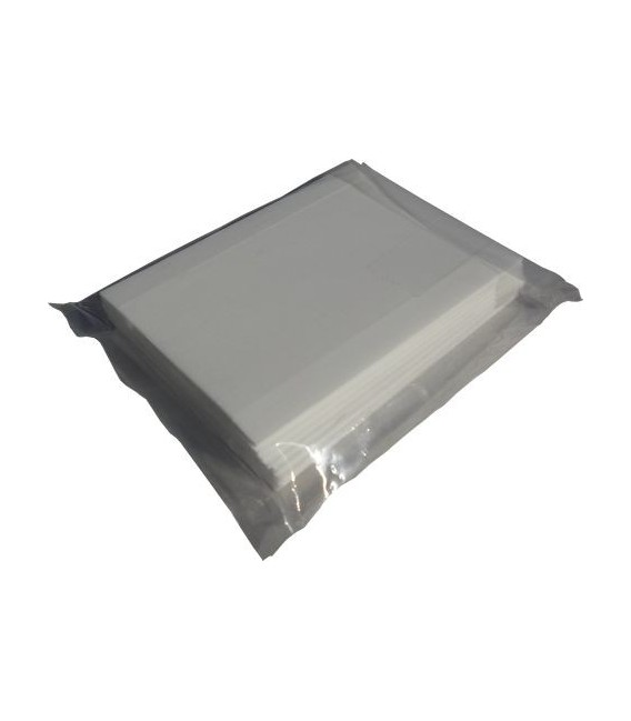 Spatola per stucco in plastica x10