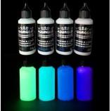 Set completo di colori fosforescenti 4 x 60ml