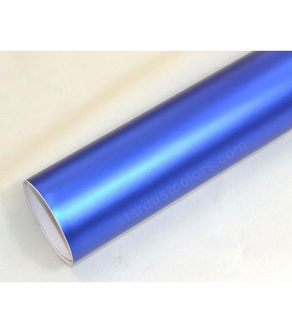 Covering film Techwrap Premium Blue Metallic