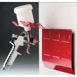 Supporto metallico magnetico per pistola di carrozzeria