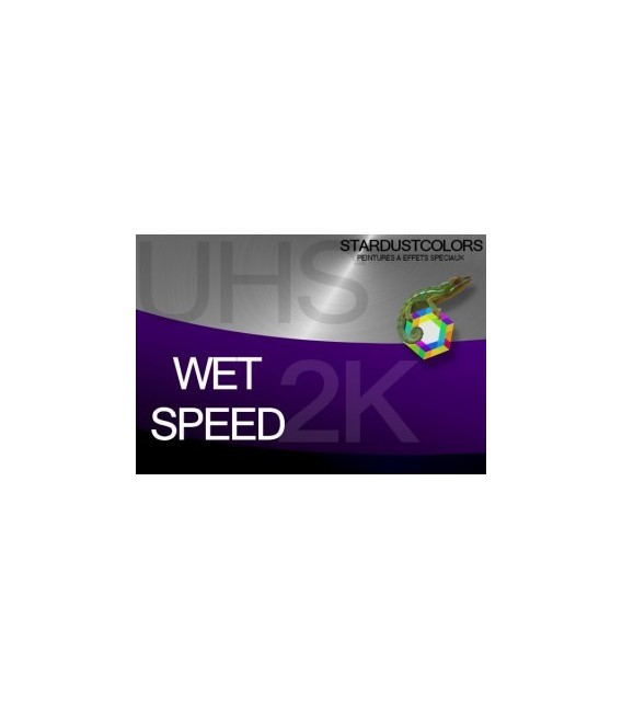 Vernice Ultra High Solid WET SPEED per MOTO kit 2L