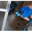 Polverizzatore doppia ugello in plastica per inargentatura