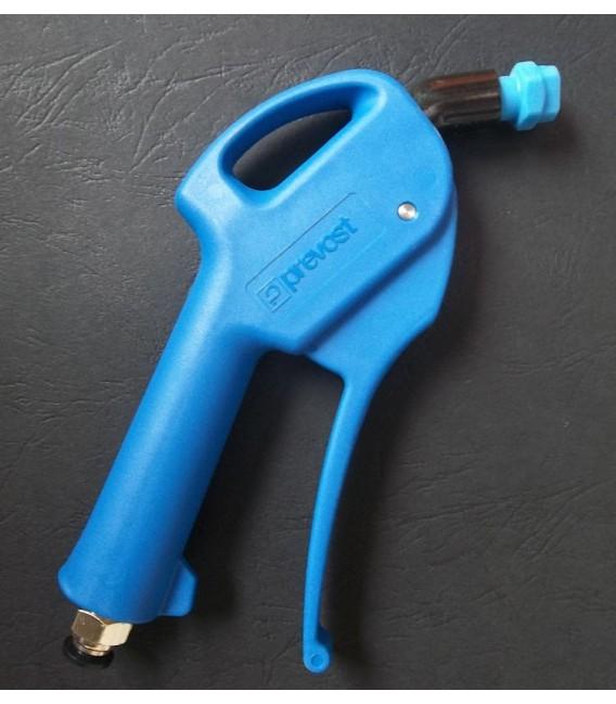 Pulverizzatore singolo ugello di plastica per inargentatura