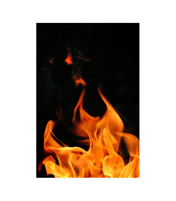 Stencil Stardust per fiamme True Fire