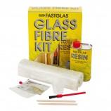Kit di Resina e Fibra di vetro