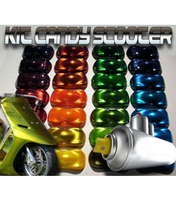 Kit Scooter Vernice Candy