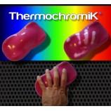 La vernice Thermochromik Personalizzabile