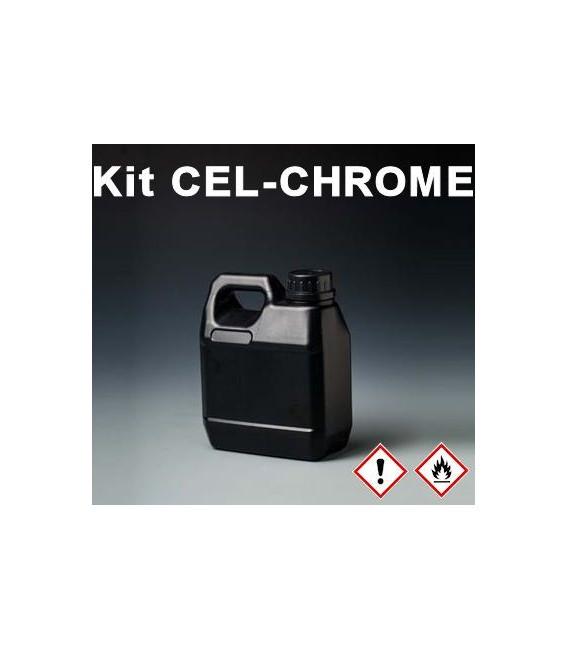Kit transparente Cel-Chrome II