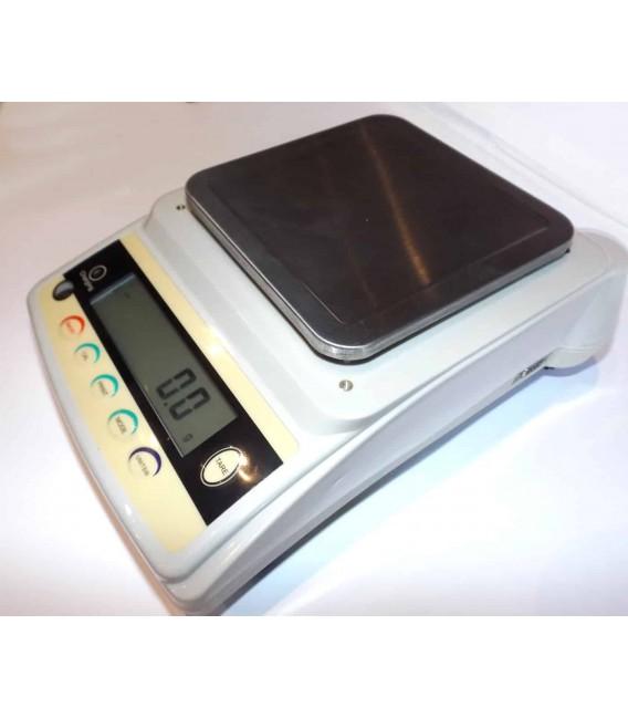 Modello di bilanciamento elettronico di precisione 0.1g / 5kg