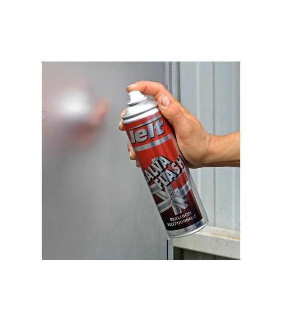 Galva Flash anti-corrosione effetto zinco ultra brillante