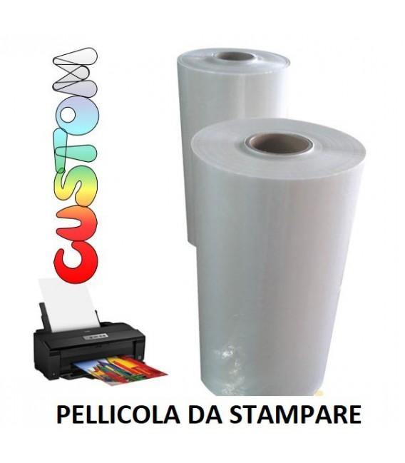Pellicola di trasferimento idrografico vergine da stampare 21cm o 30cm