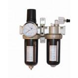 Filtro regolatore lubrificante per aria compressa AFR 3000