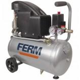 Compressore d'aria FERM 24L per utensili pneumatici