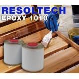 Resina Epossidica 1010 all'acqua per applicazione del trasparente o impregnazione