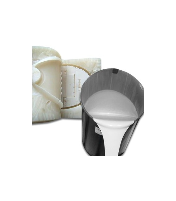 Silicone per stampaggio liquido bianco - Silistar
