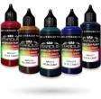 Serie Candy – 11 colori trasparenti Acrilici-PU per aerografo