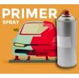Primer spray per carrozzeria e auto