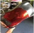 Trasparente per vernice cromo