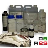 Kit di prodotti per la cromatura