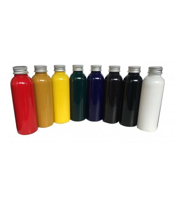 Colori opachi per resina epossidica 125ml