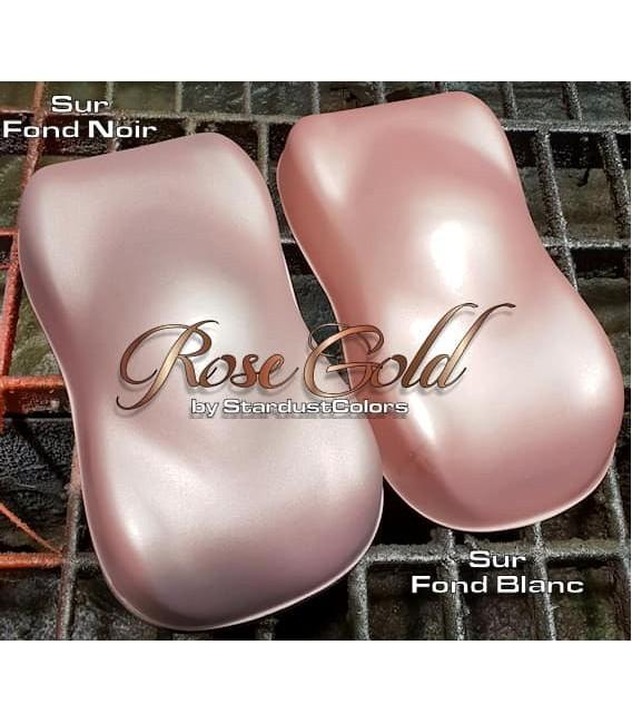 Vernice Oro rosa metallizzata