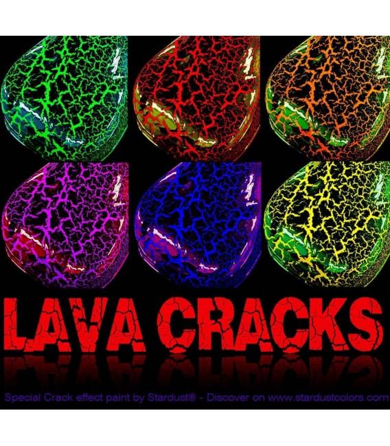 Vernice ad effetto screpolato - LAVA CRACKS