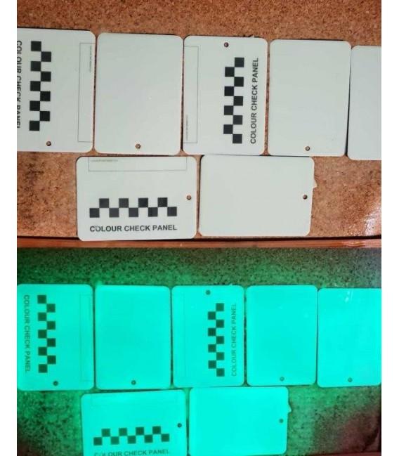 Vernice Fosforescente poliuretano PHU2K