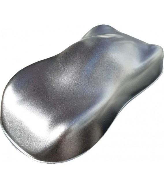 Vernice cerchi epossidica metallizzata