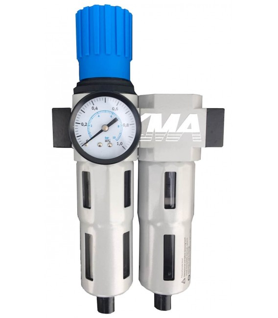 Depuratore d'aria submicronico per aria compressa KMA