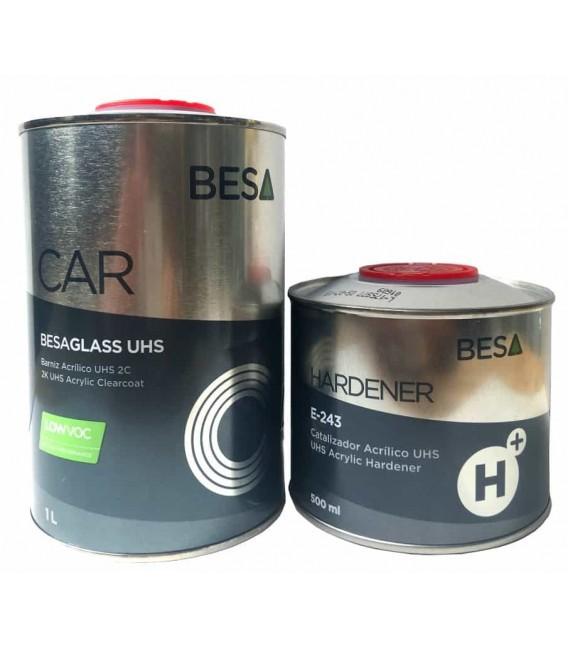 Trasparente Automobile UHS BESAGLASS