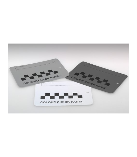 Pannelli provatinta in metallo (100)