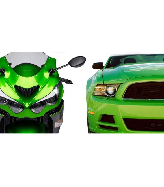 Sottopelo specifico per i colori delle case automobilistiche e delle motociclette