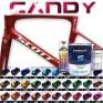 Kit completo di vernice Candy per bici
