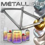 kit di verniciatura bici metallizzata – 23 colori a scelta