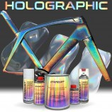 Kit completo di vernice olografica per bici