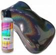 Vernice Aerografo Multicolore 7 Colori 125ml
