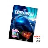 Poster effetto Cristallizzante