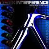 kit di verniciatura bici Black Interference – 6 colori