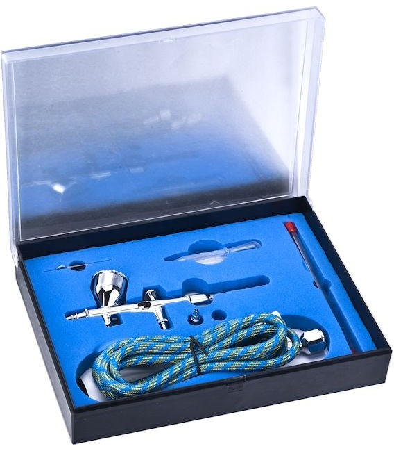 Aérographe Gravité série 180 - Kit complet