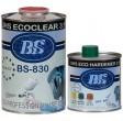 1 l trasparente uhs + 330 ml catalizzatore + 125 ml diluente.
