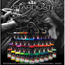 Le vernici Stardust pro