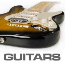 Le vernici per le chitarre